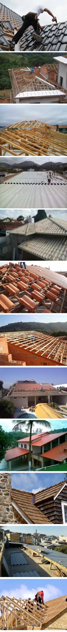 Reformas de Telhados